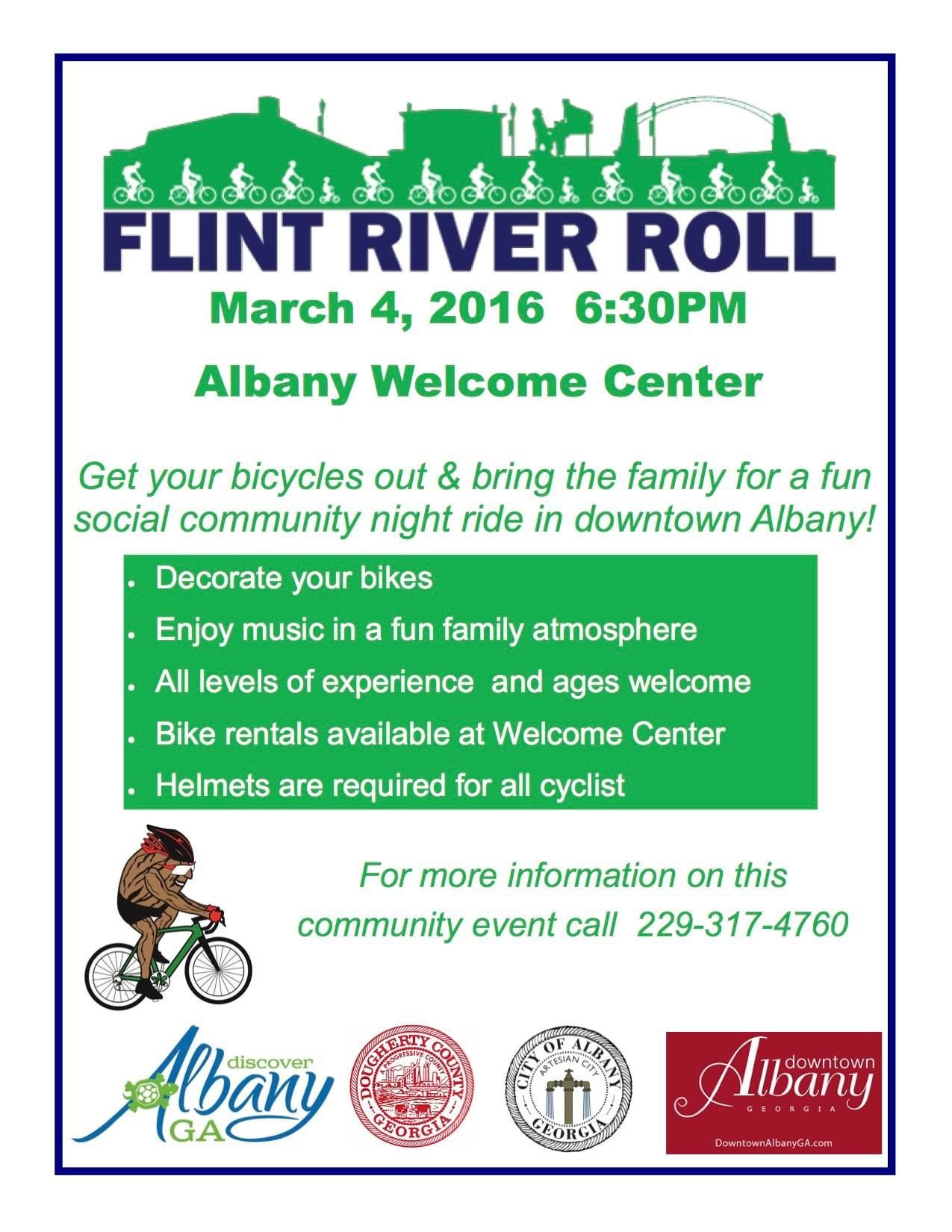 Flint River Roll