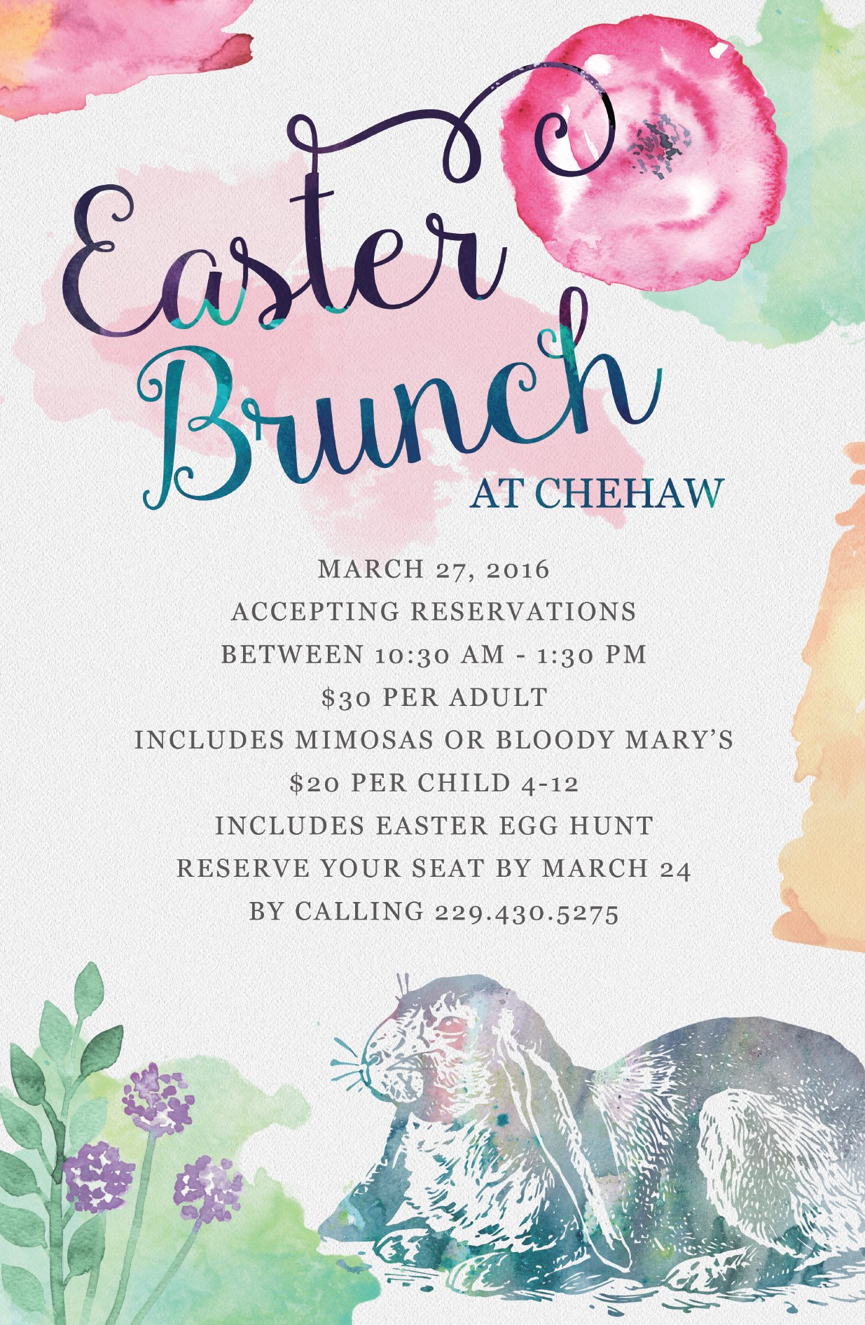 ChehawEasterBrunch