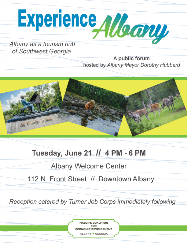 Albany Mayor's Forum - Tourism