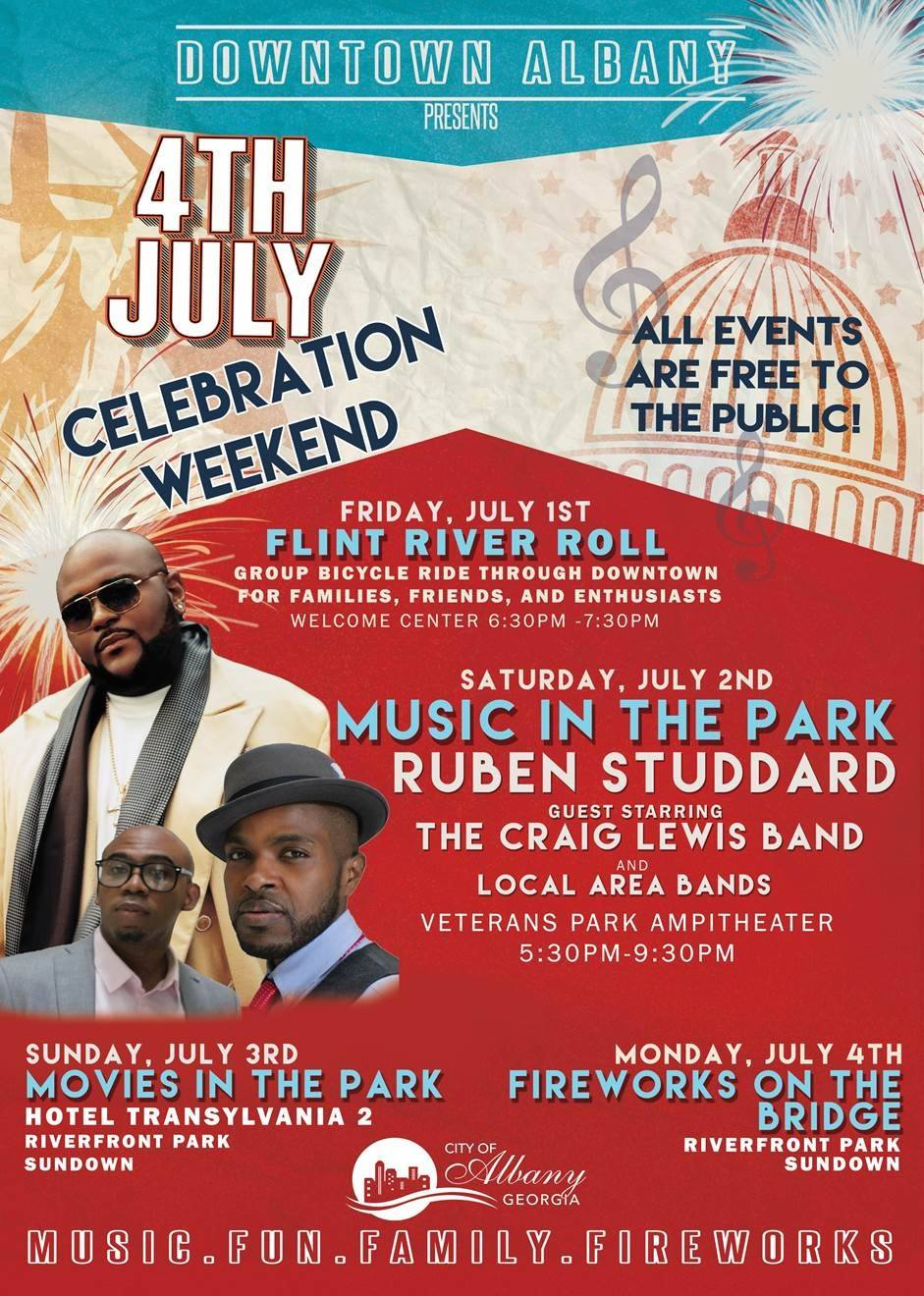 Independence Day weekend_ City of Albany