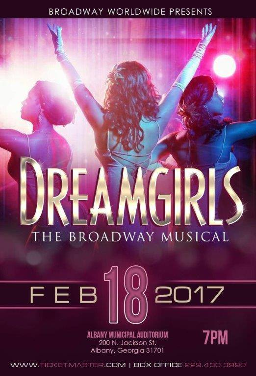 Dream Girls - Albany Municipal Auditorium
