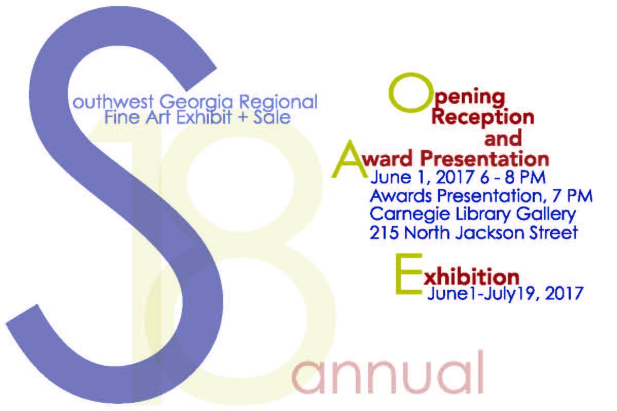 Southwest Georgia Regional Fine Art Show & Exhibit