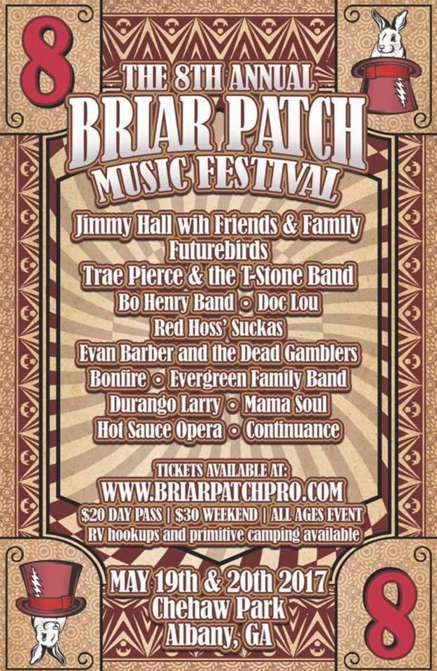 Briar Patch Music Festival