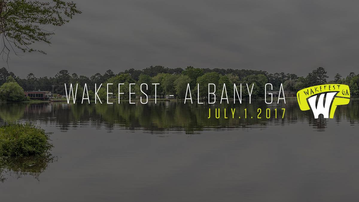 Wakefest - Georgia Wake Series, Stop 3