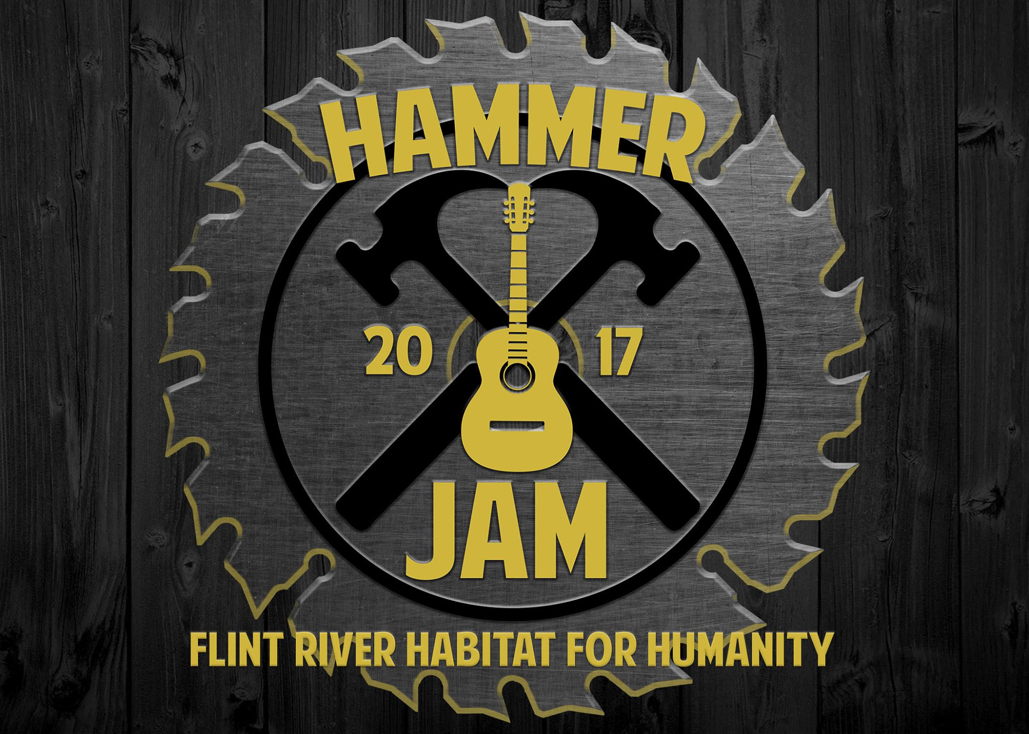 Flint River Habitat for Humanity Hammer Jam