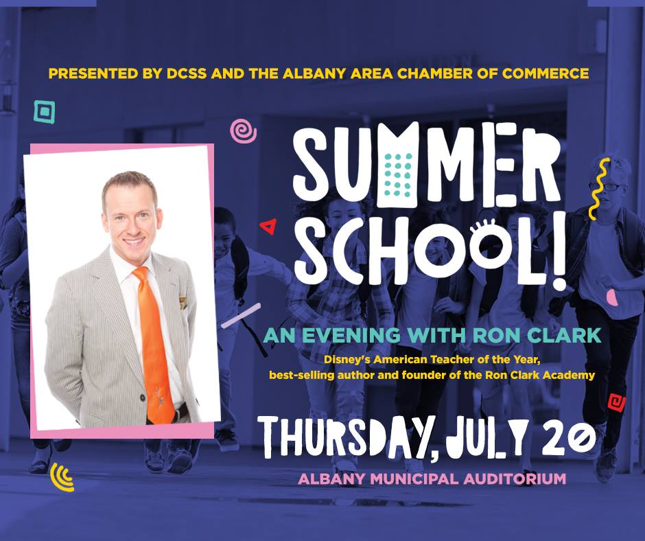 An Evening with Ron Clark