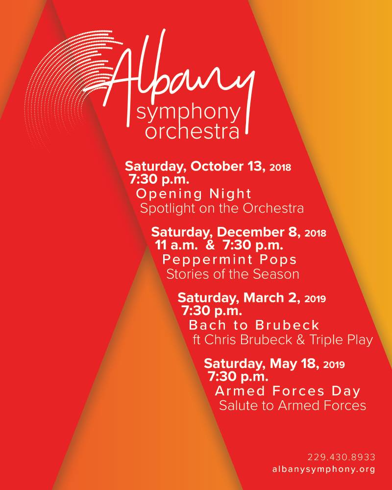 Albany Symphony Orchestra Opening Night - Spotlight on the Orchestra