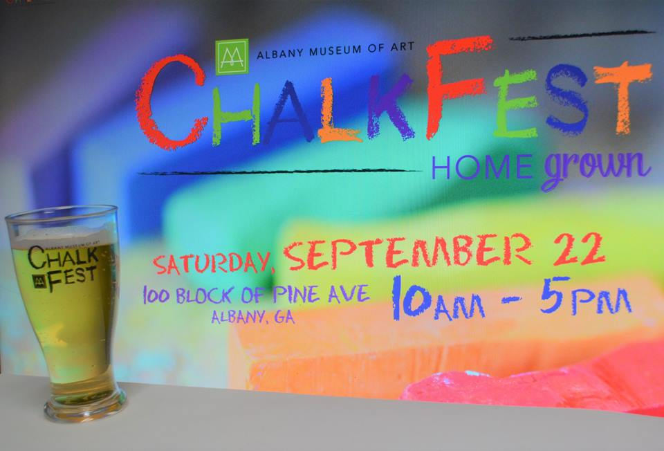 Albany Museum of Art ChalkFest